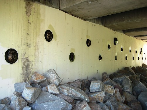Faces Bridge by Randy Hand, Loveland, Colorado