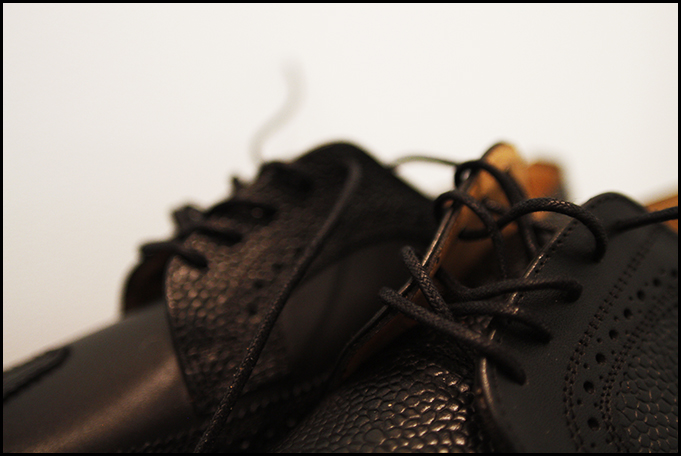 Mark McNairy x Engineered Garments Long Wing Brogues 2