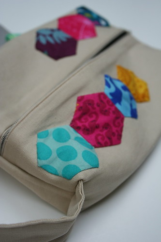 Pretty {Little} Pouch Swap by kate @ swim, bike, quilt!