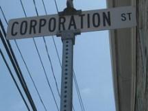 Corporation St.