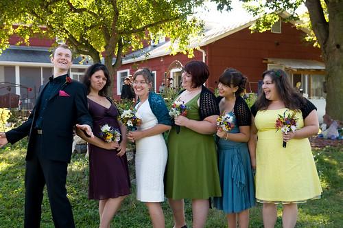 bride side