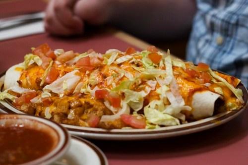 big honkin burrito