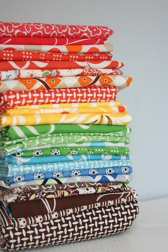 KJR for Summer Sampler Series by kate @ swim, bike, quilt!