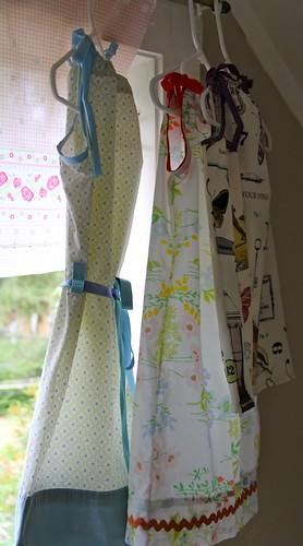 Before + After: Pillowcase Dresses