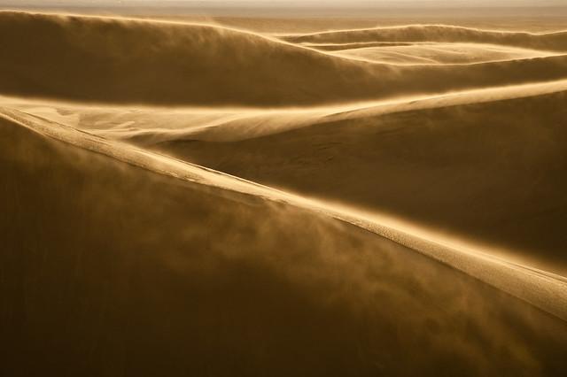 """Dance of Light and Sand"" Colorado~Dunes~National Park~Landscape~Photography"