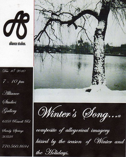 Winter's Song at Alliance Studios