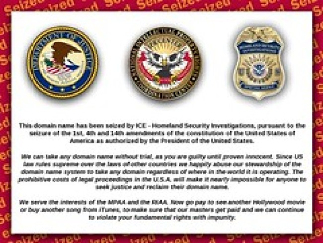 Homeland Security's Real Message