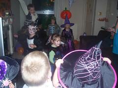 Harrison's Halloween Party