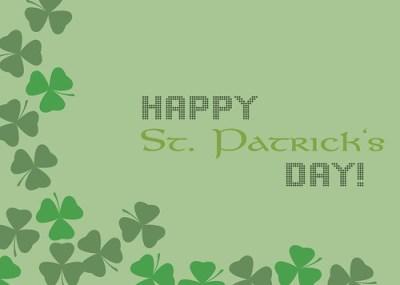 {free st. patrick's day printables}
