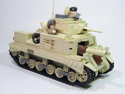 "M3 Grant Medium Tank - ""Jack The Ripper"""