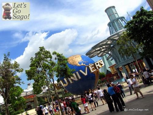 Singapores Universal Studios