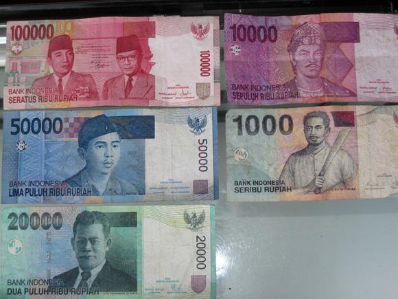 Indonesia Ruphiah
