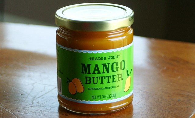 5640776202 7a1e54b1a2 z Trader Joes Newest Fruit Butter   Mango