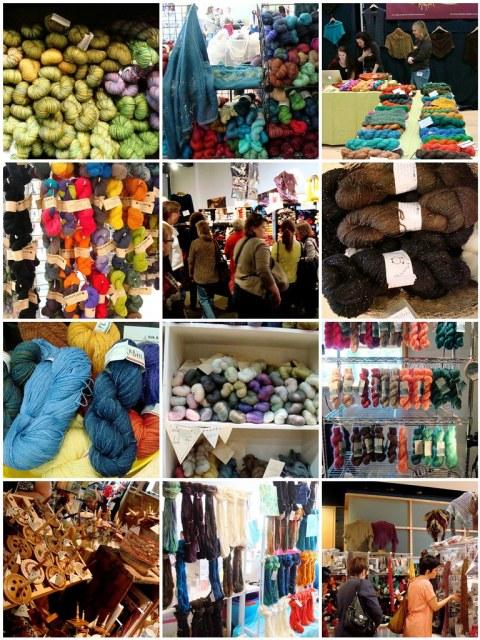 2011 Knitter's Frolic, Toronto