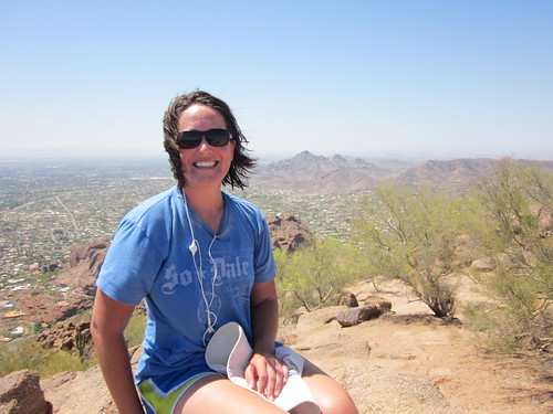 Top of Camelback