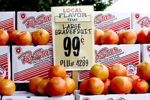 large grapefrtui