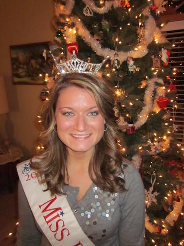 April Dovorany, Miss Racine 2010