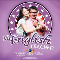 La teacher de inglés