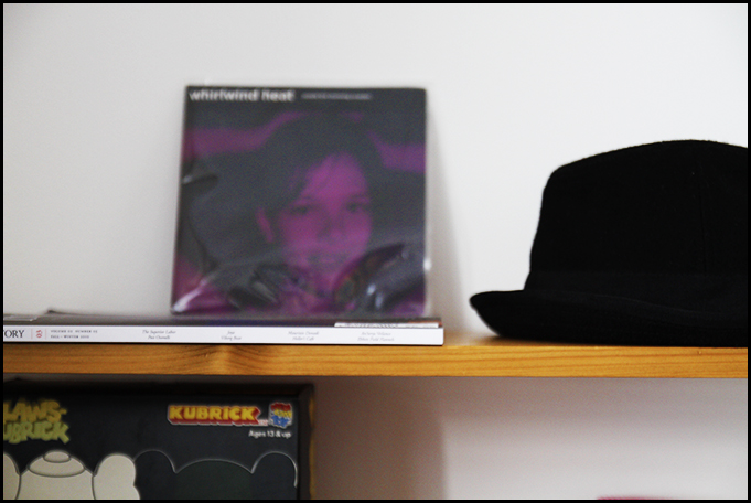 2011_02 Essentials at my Home in Dublin - Kaws, Whirlwind Heat + Terry Richardson and Fedora