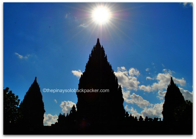 Prambanan temple photo
