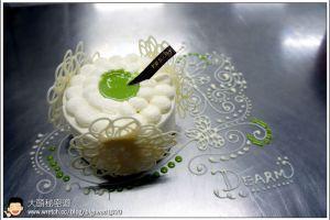 [西點烘焙]宇治金時蛋糕