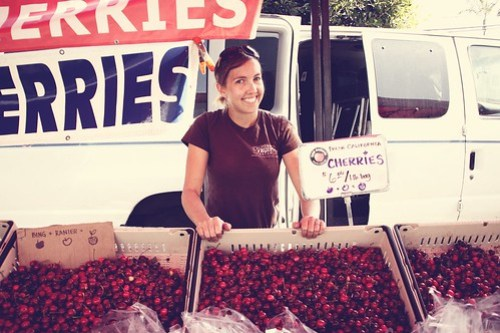 cherry season at smit orchards