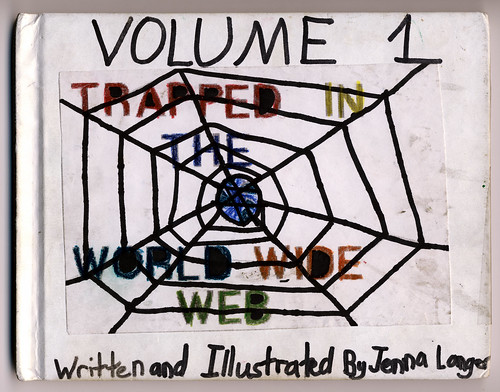 Trapped in the WWW: Vol 1 Cover
