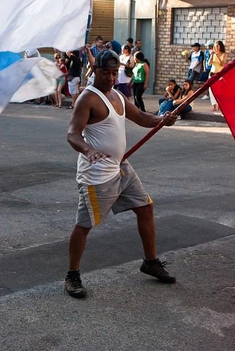 Three Kings Day Llamadas - Montevideo, Uruguay