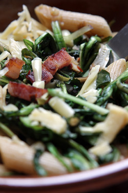 bacon pasta