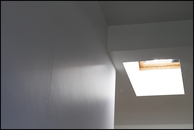 2011_02 Essentials at my Home in Dublin - Skylight Window