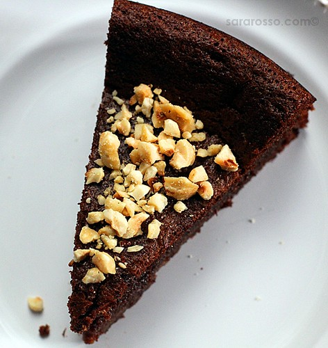 Flourless Nutella Chocolate Cake Recipe for World Nutella Day 2011 ...