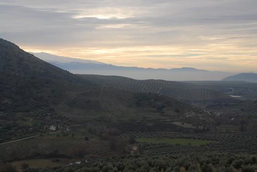 Mountains North Of Granada
