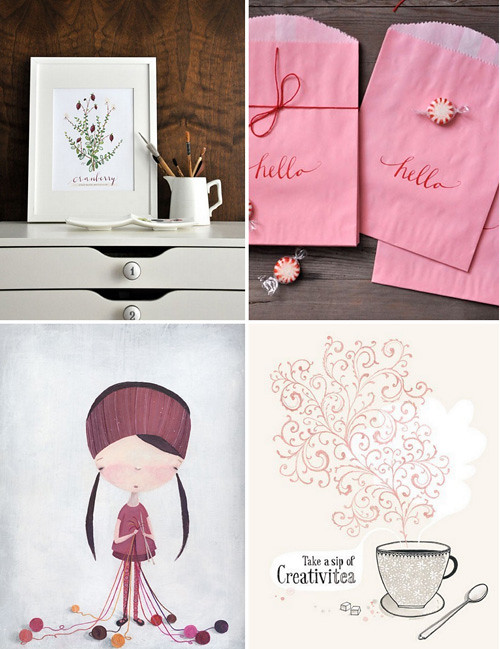 10 Handmade Sellers I Heart