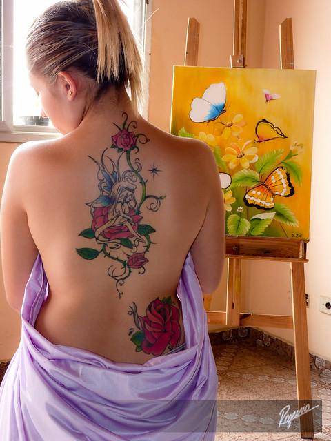tatoo da mais nova