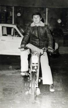 Hasan Selçuk mobileti ile... 1970'li yıllar