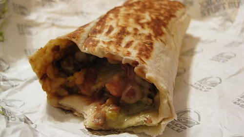 xxl grilled stuft steak burrito