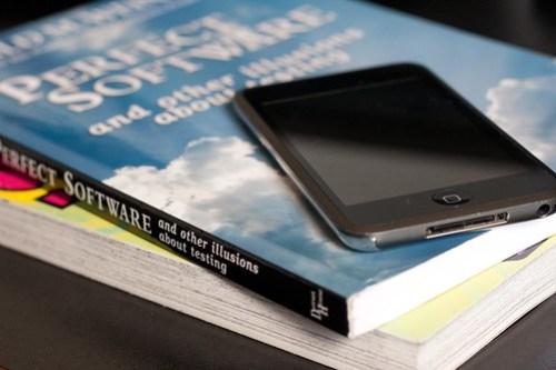 Livros e IPod