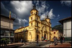 Iglesia de Nuestra Señora de la Candelaria, Bogota