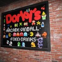 Dorky's Arcade Pinball Food Drinks
