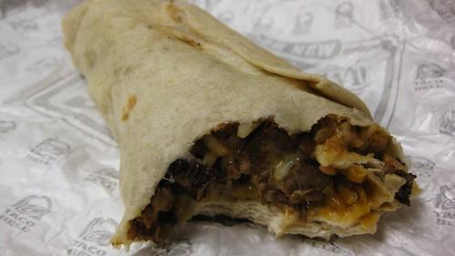 quad steak burrito
