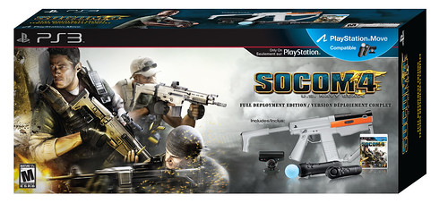 SOCOM 4 Full Deployment Edition