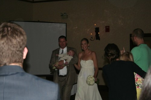 Sarah + John's wedding