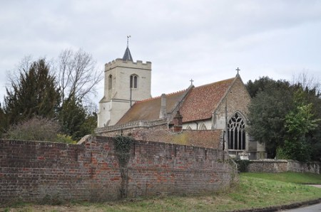 Church at Grantchester