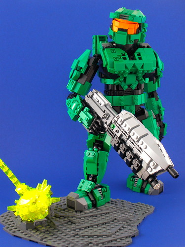Master Chief, Spartan 117