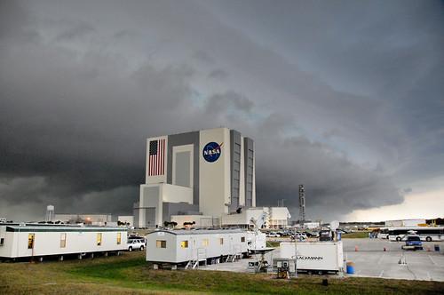 STS-134 NASA Tweetup