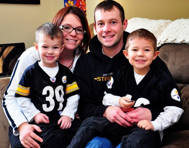 Steelers Family