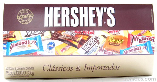 Hershey's Clássicos e Importados