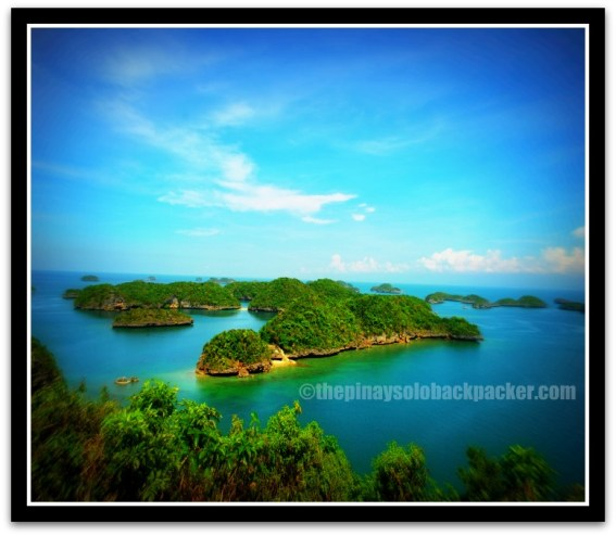 The Hundred Islands Photo