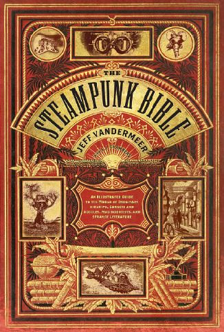 steampunk bible cover new
