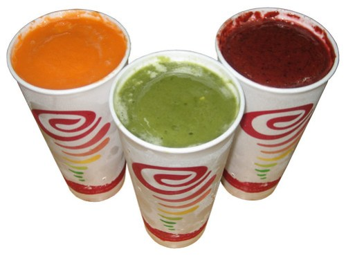 review jamba juice